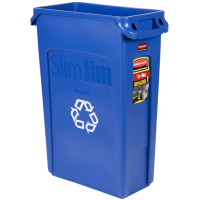 Rubbermaid Slim Jim szemeteskuka- 87 literes